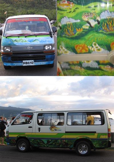 Magic minibus